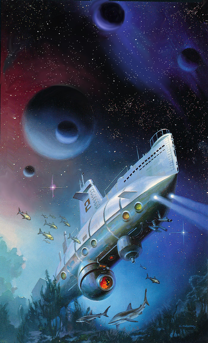 Gilpin's Space by AlanGutierrezArt