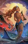 The Sea Queen's Harp