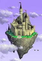 Cloud Kingdom by AlanGutierrezArt