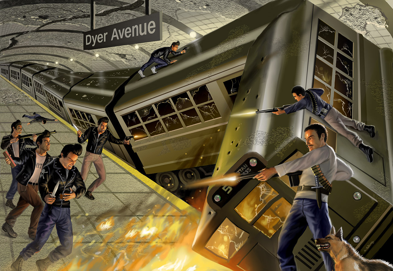 Image - Paratime Trouble by Alan Gutierrez