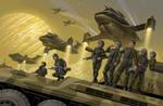 Warworld Codominium: Falkenburg's Regiment