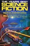 Year's Best Science Fiction Anthology by AlanGutierrezArt