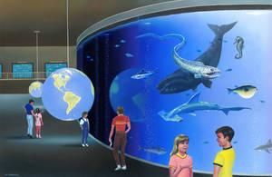 Oceanarium: The Briefing Room