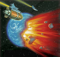 Planet Buster Bomb