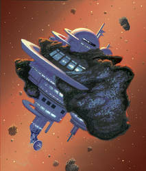 Canus Prime by AlanGutierrezArt