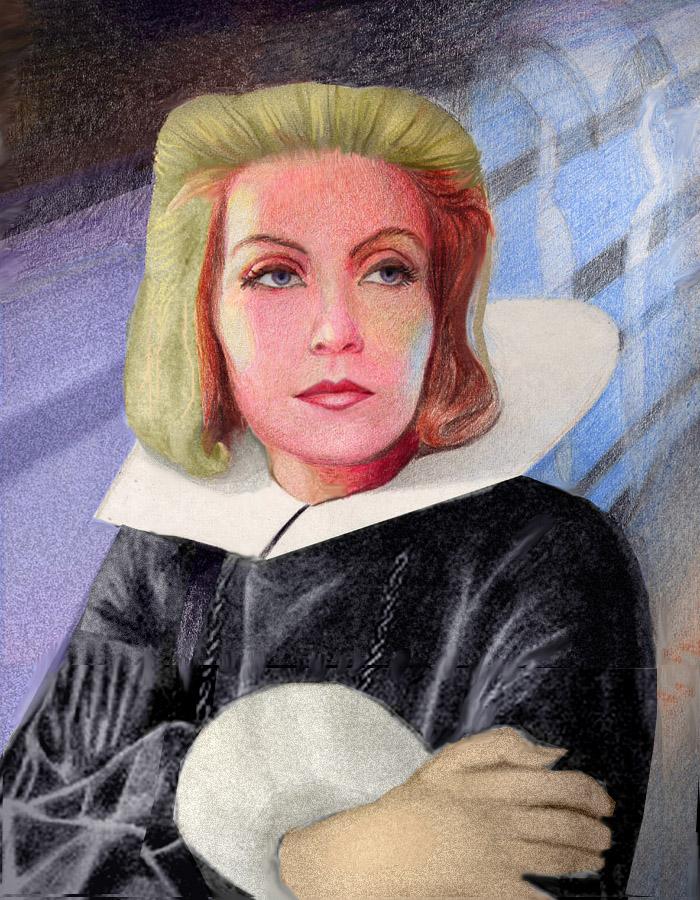 Queen Christina 2 by AlanGutierrezArt