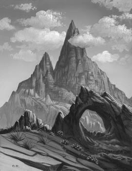 High Tor Of Vinnengael