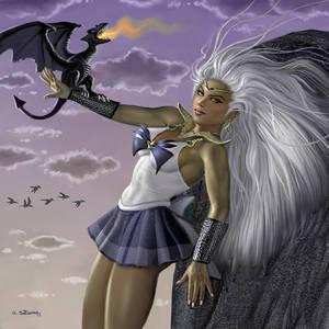 Sailor Dragonia