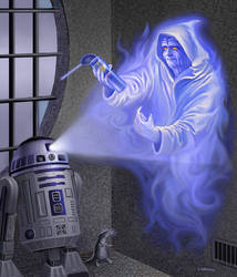 The Temptation Of R2D2