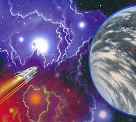 Earthblood: Space Trekkin' With Henry Dread