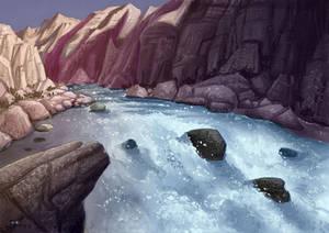 Vinnengael River Rapids