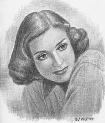 Joan Crawford Portrait 2