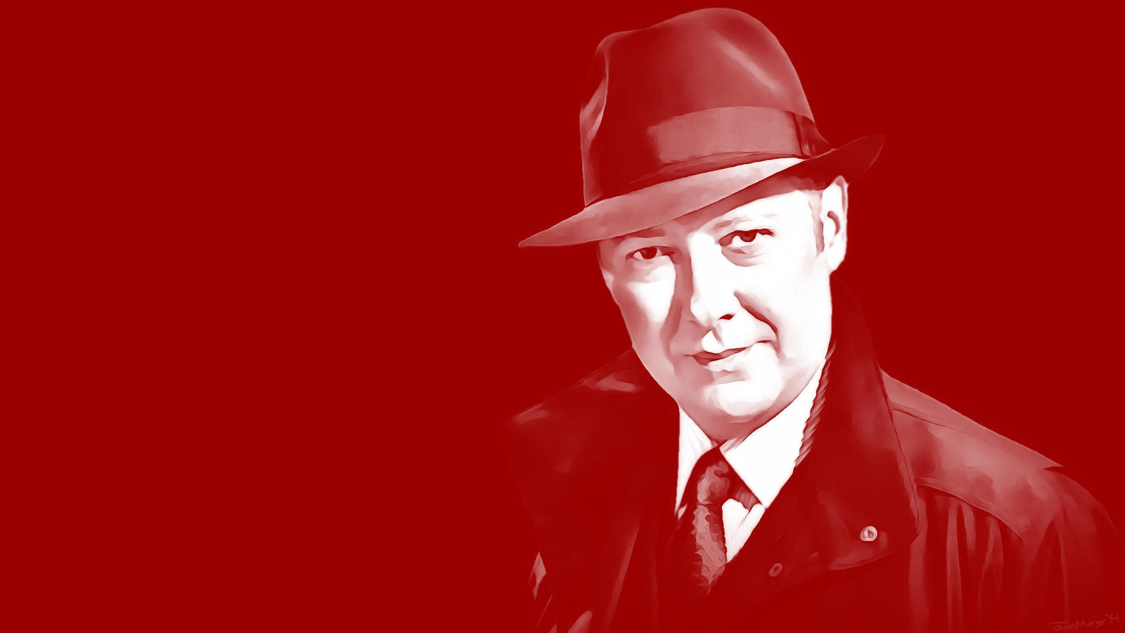 Red Red Reddington By Julesmeijer On DeviantArt