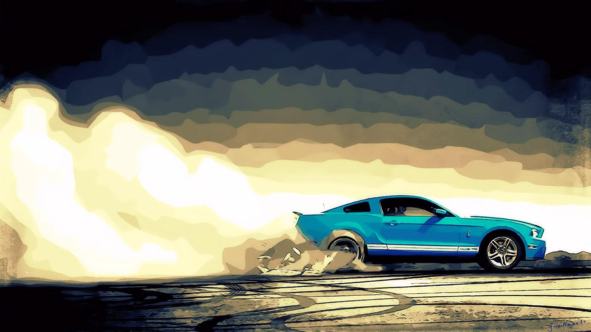 SuperSnake Burnout by julesmeijer