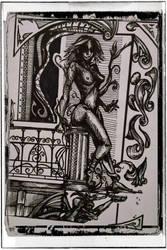 Gargoyle Illustration