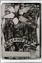 Infamous Second Son Illustration