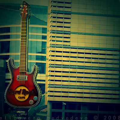 Hard Rock by Krapivka2007