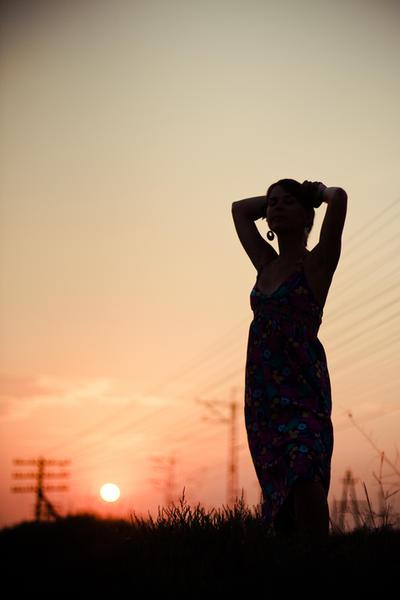 Sunset by Krapivka2007