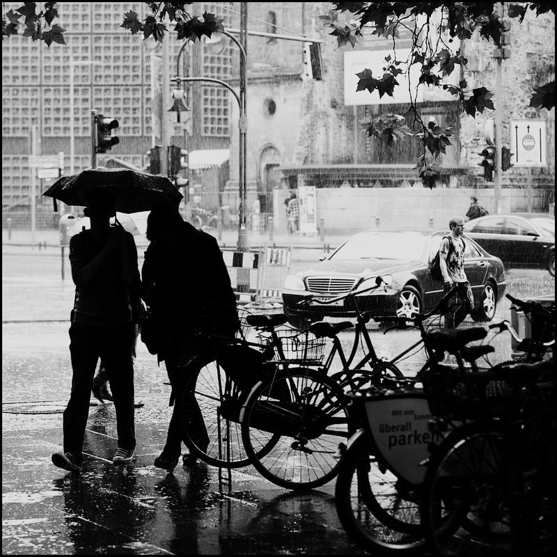 Rainy Berlin by Krapivka2007