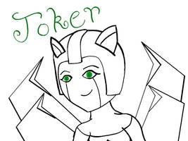 Joker [Gift] by RoyalBlackheart