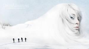 Snow Queen by digitalessandra