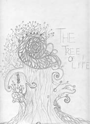 The Tree Of Life by bumbleben