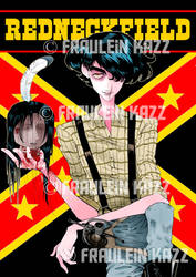 Redneckfield Cover. The Conqueror. by Fraulein-Kazz