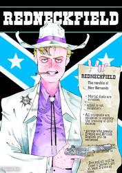 Redneckfield Cover McKane. by Fraulein-Kazz