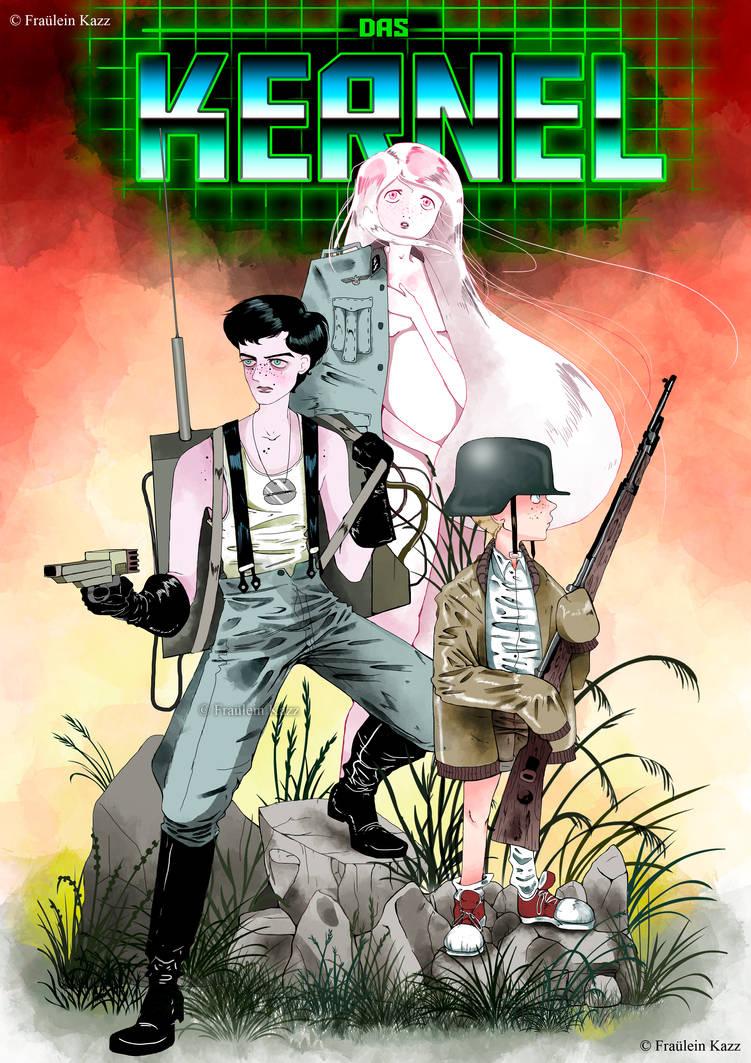Das Kernel - Cover 001 by Fraulein-Kazz