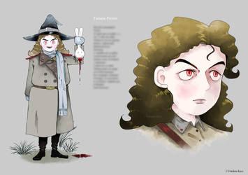 Tatiana by Fraulein-Kazz