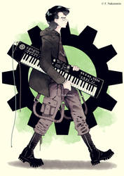 Hektor - Electronic Body Music by Fraulein-Kazz