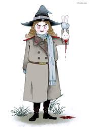 Tatiana Witchcraft by Fraulein-Kazz