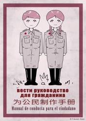 conduct manual for the citizen - Krimson Elite