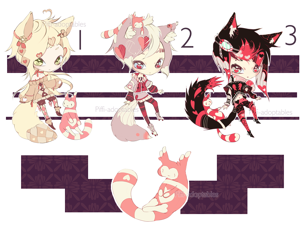 [CLOSED] ADOPT 18 - Love PET boy by Piffi-adoptables