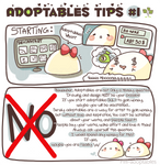 Adoptables TIPS - #1 by Piffi-sisters