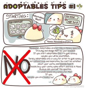 Adoptables TIPS - #1