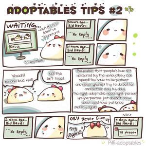 Adoptables TIPS - #2