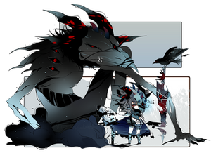 [CLOSED] ADOPT AUCTION164 -Manto Shadowmonster