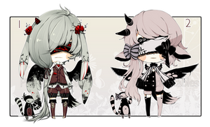 [CLOSED] ADOPT AUCTION 197 - Blind Lace