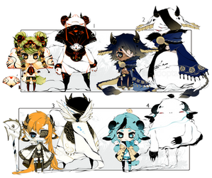 [CLOSED] ADOPT AUCTION 198 - Shadowmonster