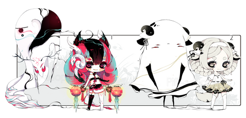 [CLOSED]ADOPT AUCTION 201 - Shadowmonster