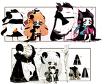 [CLOSED]ADOPT DYNAMIC PRICE 234- Shadowmonsters