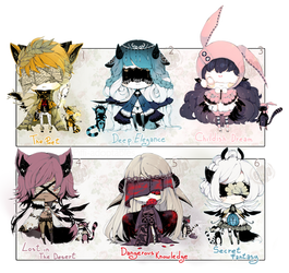 [CLOSED]ADOPT AUCTION 254 - Blind Lace
