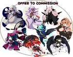 [CLOSED] Offer To Commission