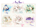 [CLOSED] ADOPT AUCTION 317 - Fairy Theme Piffies
