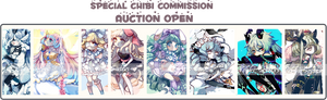 [CLOSED] Special Chibi Commission auction