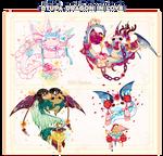 [CLOSED]ADOPT AUCTION 364 - Atupa dragon