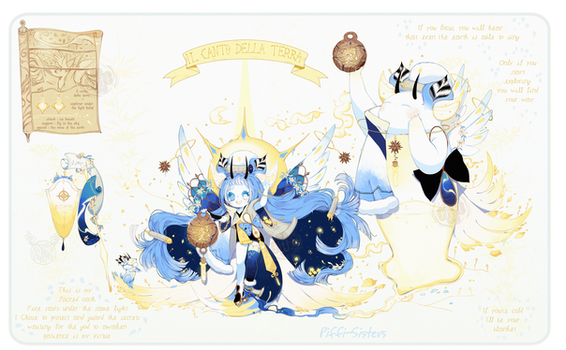[CLOSED] ADOPT AUCTION 463 - The Song of the Earth