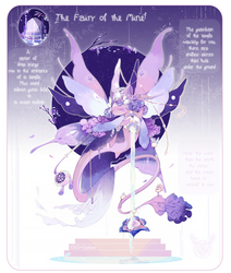 [CLOSED] ADOPT AUCTION 464 - The Fairy of the Mine