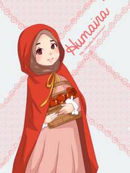 Humaira' by sheepikos